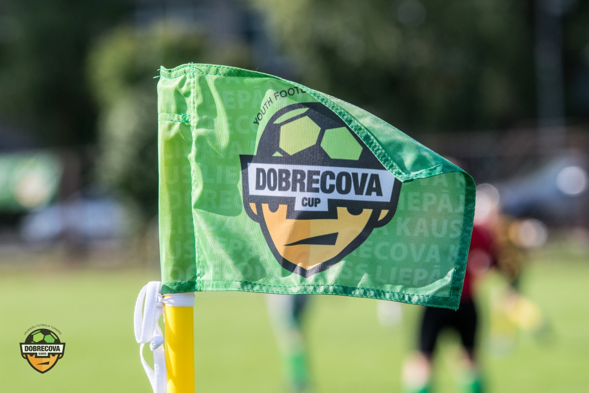 "Futbola turnīrs ""Dobrecova cup 2020"""