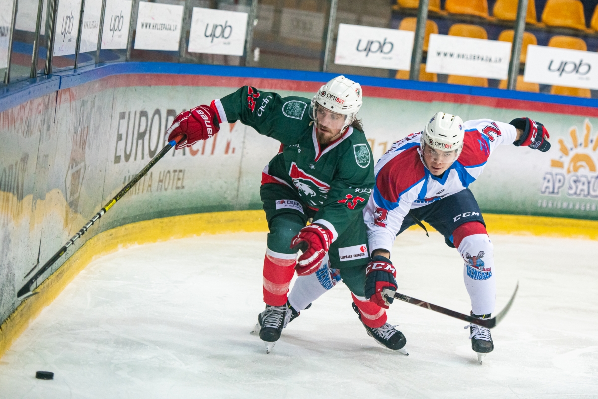 HK Liepāja spēle pret HK Zemgale/LLU