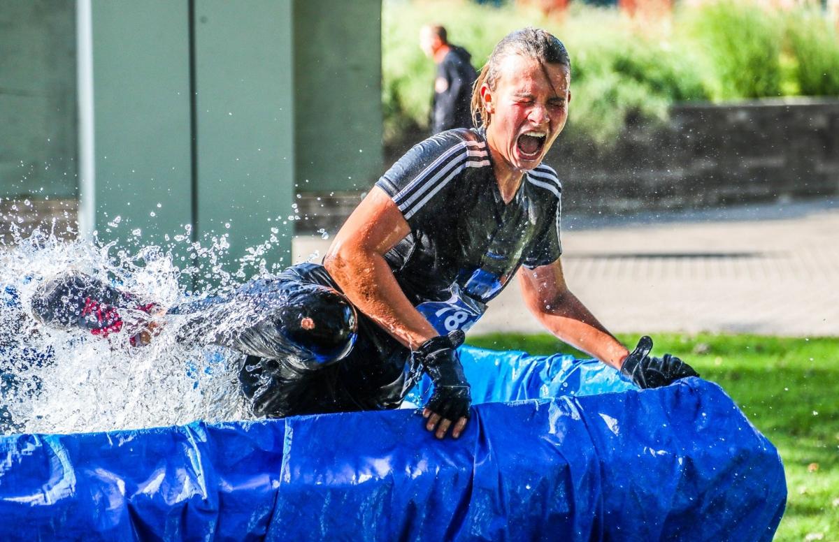 Drosmes skrējiens Liepājā - piedzīvojumu sacensības